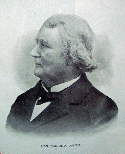 Darius A. Ogden