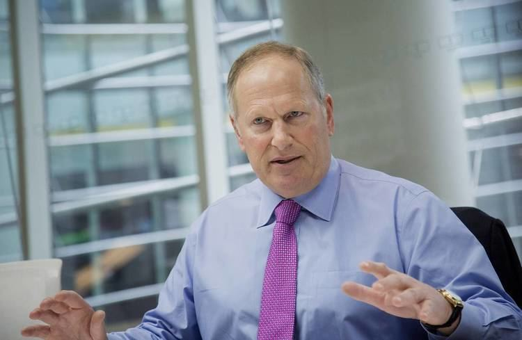 Darius Adamczyk Honeywell Appoints President Setting Succession to CEO Cote WSJ