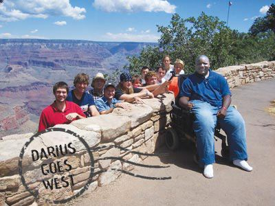 Darius Goes West Athens Parent article Darius Goes West by Barbara Smalley