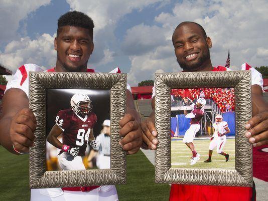 Darius Hamilton Carroo hypes Rutgers star Darius Hamilton to NFL teams