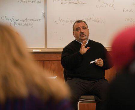 Darius Rejali Colgate University Alumni Life of the Mind