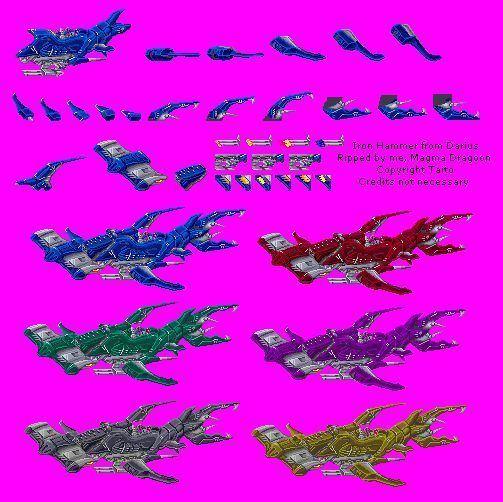 Darius (series) Darius Series Octopus SHMUPS Pinterest Octopus