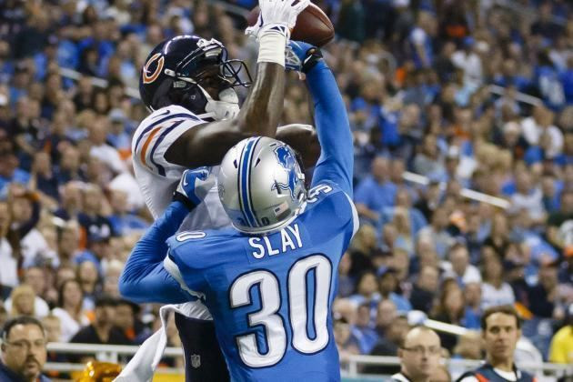 Darius Slay Darius Slay Breaking Down the Lions39 Rookie Cornerback