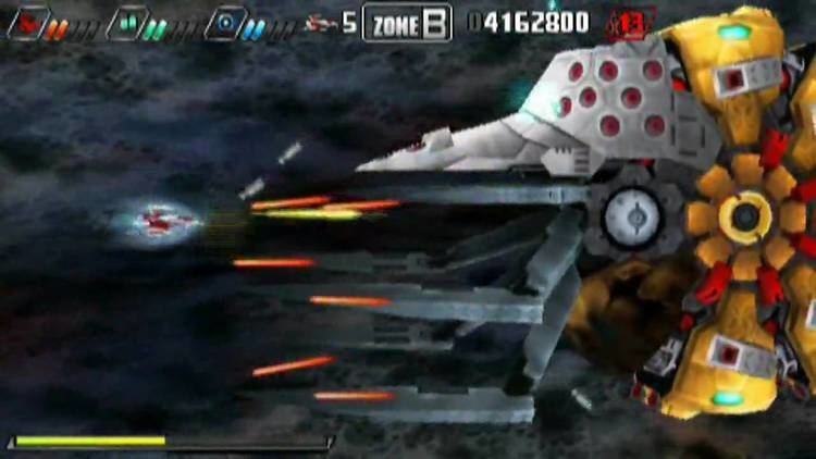 Dariusburst Lets Play Darius Burst Part 1 YouTube