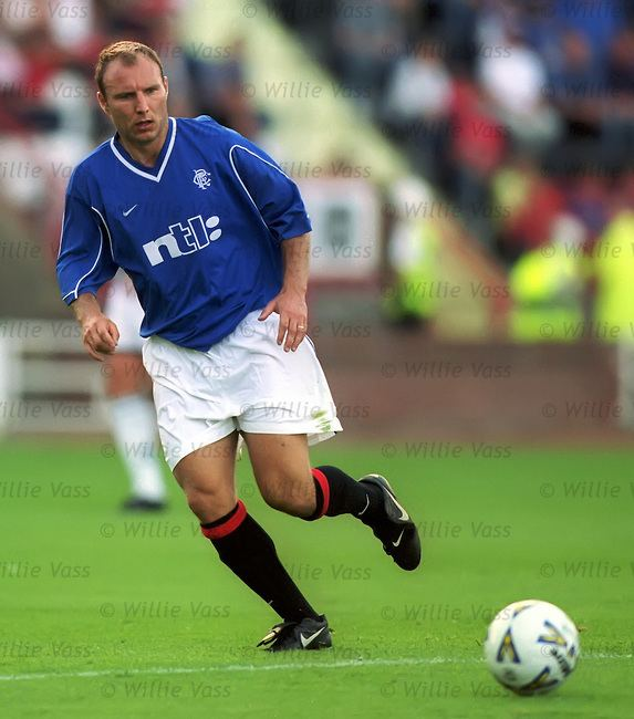 Dariusz Adamczuk Archive Folder Rangers Willie Vass Archive