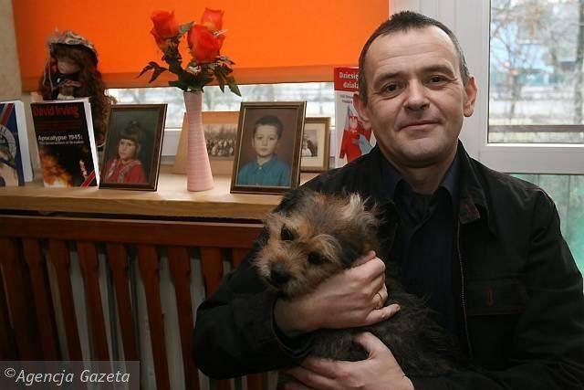 Dariusz Ratajczak Nie yje dr Dariusz Ratajczak quotniepoprawny historyk