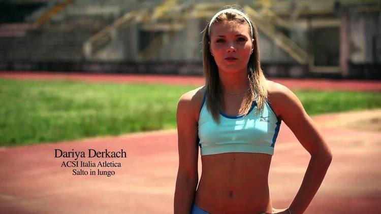 Dariya Derkach Spot Olio Visussport con Dariya Derkach YouTube