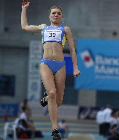 Dariya Derkach Sport e cittadinanza Il sogno azzurro di Dariya Sky Sport