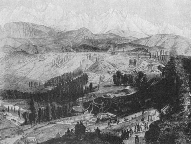 Darjeeling in the past, History of Darjeeling