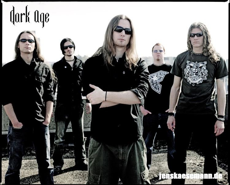 Dark Age (band) BLACK DRAGON AGENCY