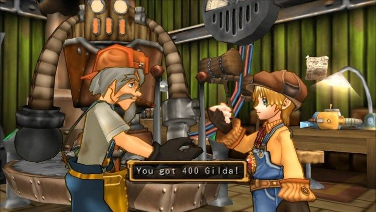 Dark Chronicle Dark Chronicle 1080p running on PCSX2 10 wide screen patched YouTube