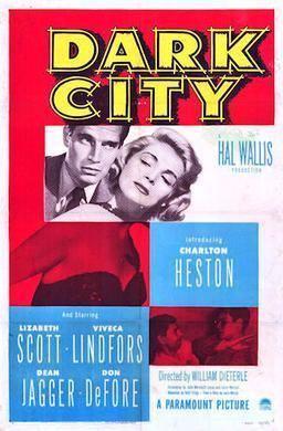 Dark City (1950 film) Dark City 1950 film Wikipedia