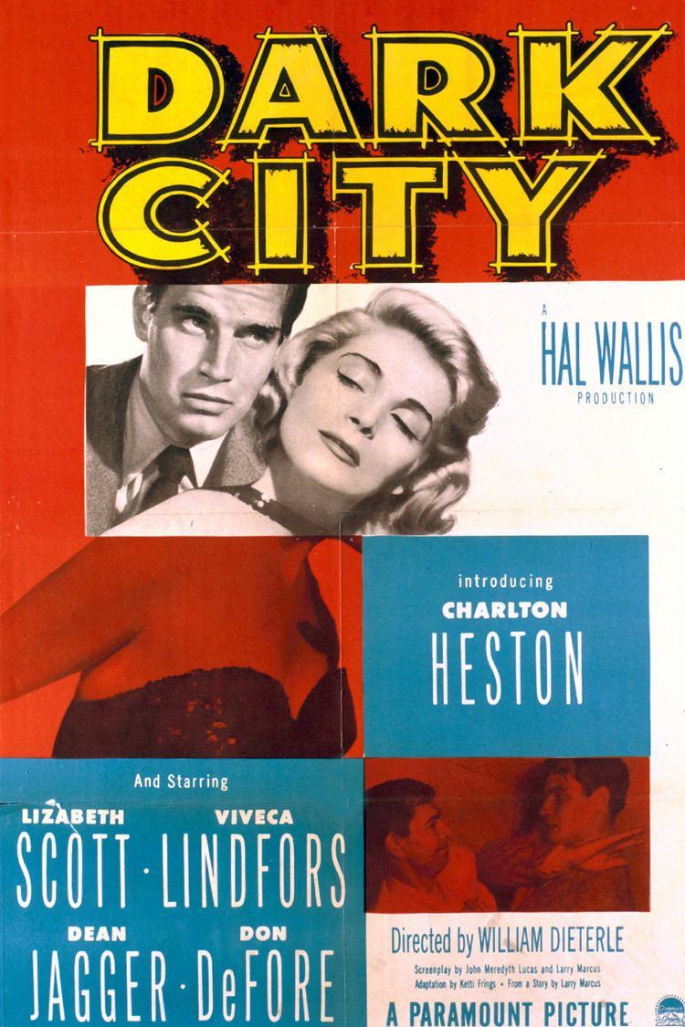 Dark City (1950 film) wwwgstaticcomtvthumbmovieposters26700p26700