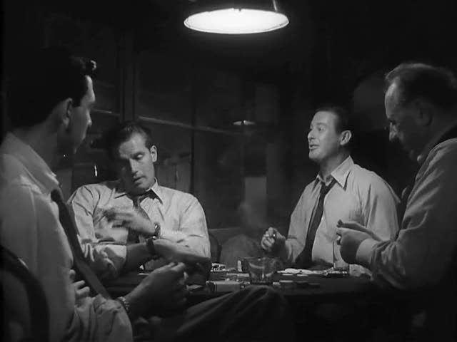 Dark City (1950 film) Film Noir Review Dark City 1950 Classic Movie Hub Blog