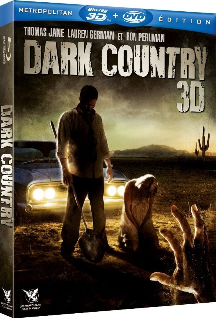 Dark Country Dark Country 3D Bluray France