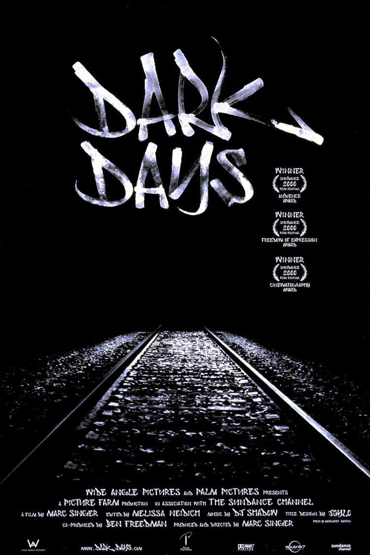 Dark Days (film) wwwgstaticcomtvthumbmovieposters24931p24931