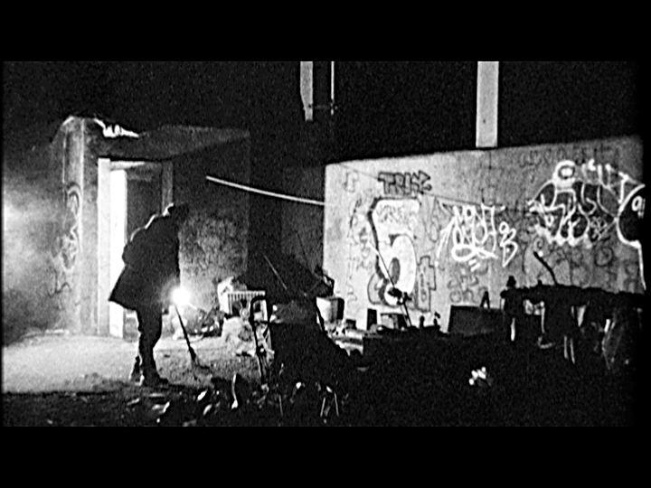 Dark Days (film) Marc Singers underground documentary Dark Days Architecture