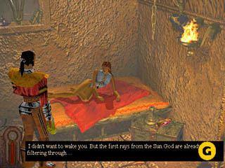Dark Earth (video game) Dark Earth GameSpot