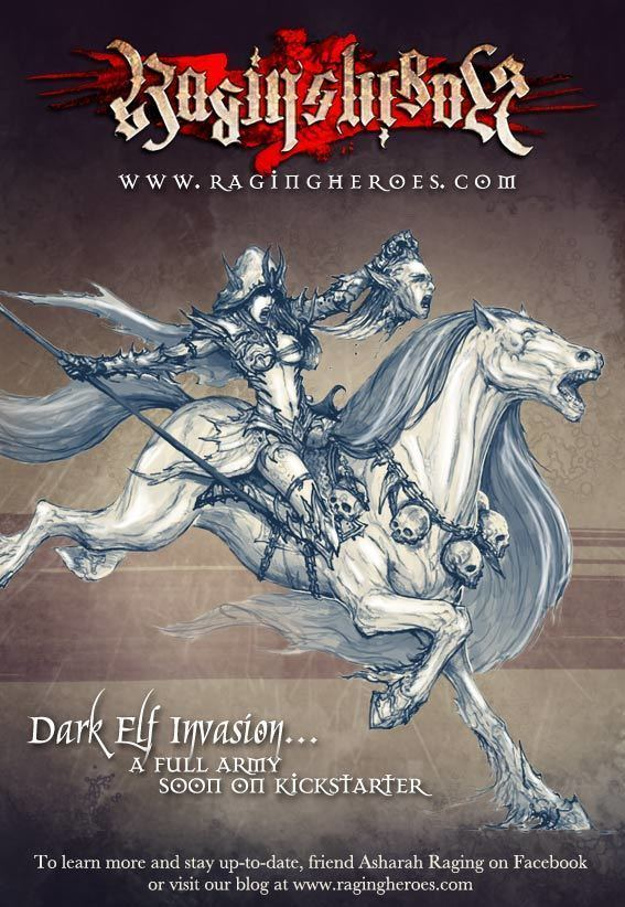 Dark elves in fiction The Dark Elves Invasion Picture Gallery Raging Heroes