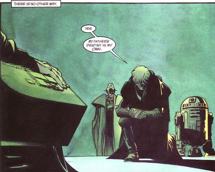 Dark Empire Dark Empire What could have been in the Star Wars universe Pop Verse