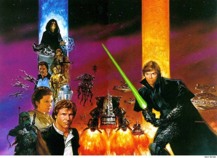 Dark Empire Starting a Star Wars Dark Empire roleplaying campaign Echo
