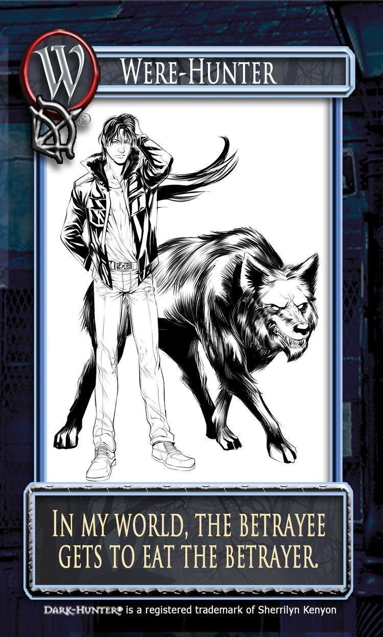 Dark Hunter Alchetron The Free Social Encyclopedia