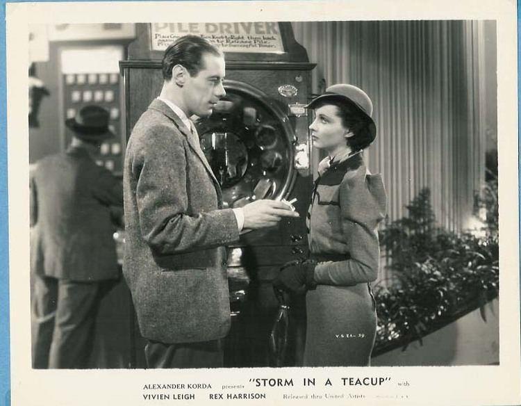 Dark Journey (film) movie scenes  Dark Journey 1937 with Joan Gardner