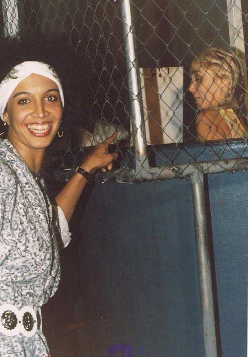 Dark Journey (wrestling) Wrestling News Center Former 1980s female wrestling
