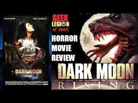 Dark Moon Rising DARK MOON RISING 2015 Eric Roberts Werewolf Horror Movie Review