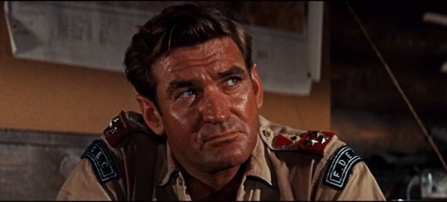 Dark of the Sun movie scenes The movie takes place in the former Republic of Congo during the early days of the bloody Simba Rebellion Rod Taylor stars as a hard ass mercenary named
