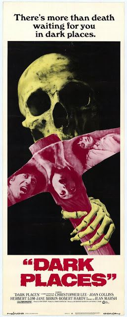 Dark Places (1973 film) LEGENDARY DAME 70S FOCUS DARK PLACES 1973