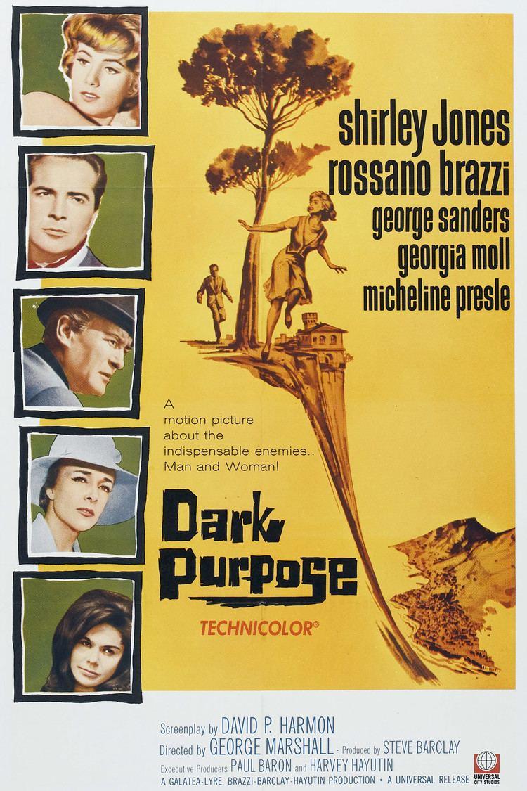 Dark Purpose wwwgstaticcomtvthumbmovieposters40892p40892
