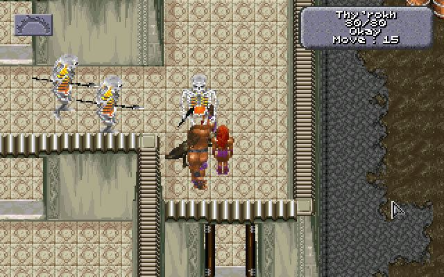 Dark Sun: Wake of the Ravager Dark sun 2 Wake of the ravager rpg retro game Abandonware DOS