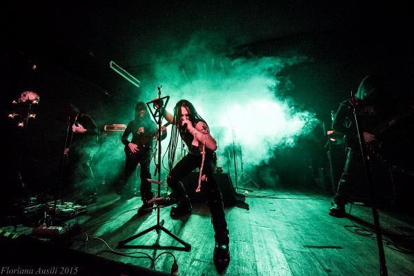 Darkend Listen to Darkend39s new album 39The Canticle of Shadows39