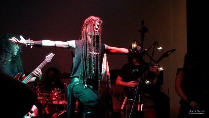 Darkend DARK END INTERVIEW WITH 39Anim39 2012 Metal Shock Finland World