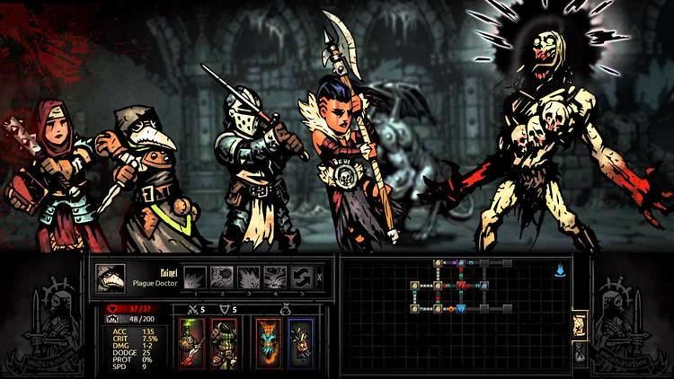 Darkest Dungeon Darkest Dungeon Review and Critique YouTube