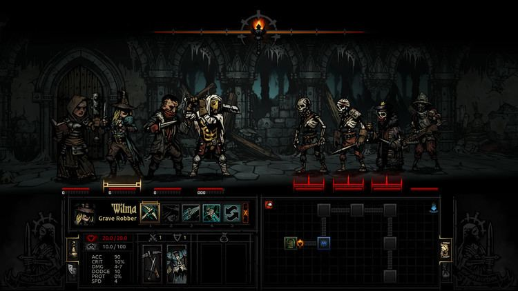 Darkest Dungeon Darkest Dungeon Review Reviews The Escapist