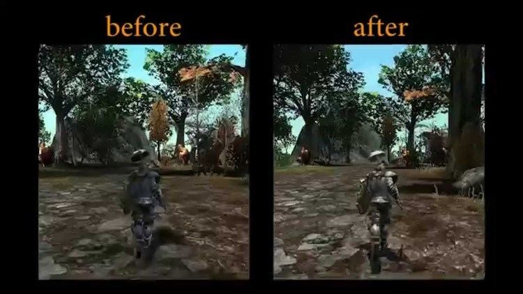 Darkfall Unholy Wars Darkfall Unholy Wars Combat and Movement Changes YouTube