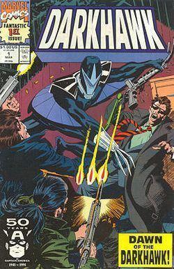 Darkhawk Darkhawk Wikipedia