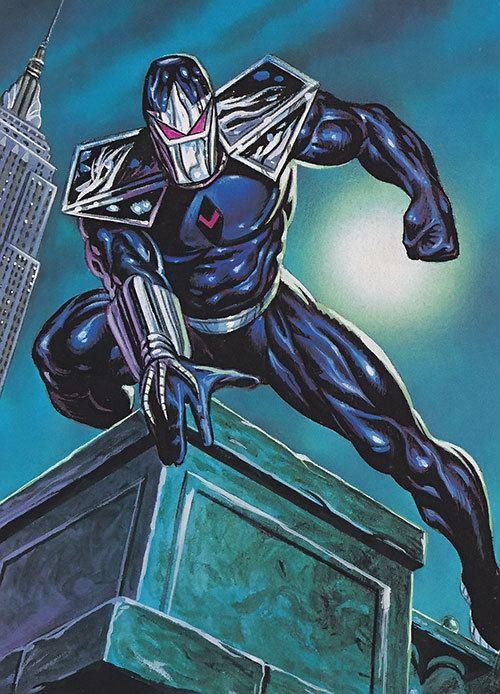 Darkhawk Darkhawk Marvel Comics Chris Powell Writeupsorg