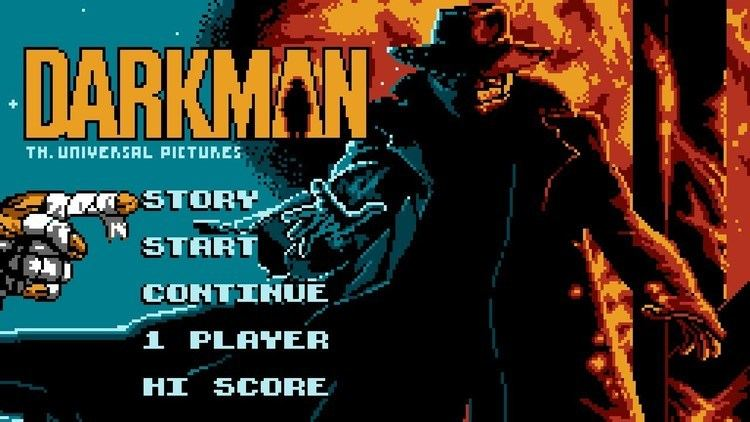 Darkman (video game) Darkman NES Gameplay YouTube