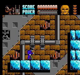 Darkman (video game) Darkman USA ROM lt NES ROMs Emuparadise