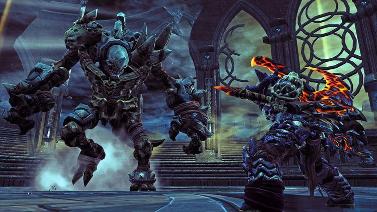 Darksiders II Death39s Loving Embrace Darksiders II PlayStation 3 www