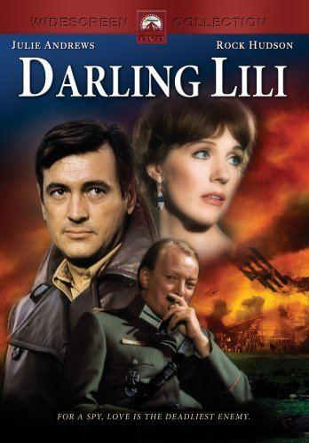 Darling Lili Amazoncom Darling Lili Julie Andrews Rock Hudson Jeremy Kemp