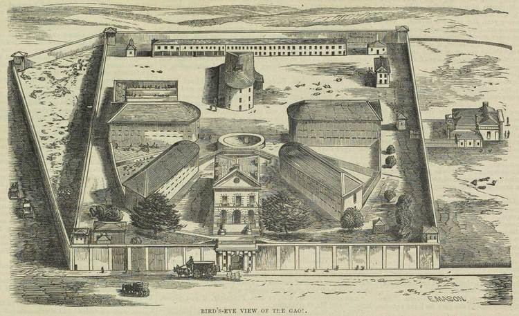 Darlinghurst Gaol Old Darlinghurst Gaol