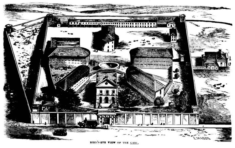 Darlinghurst Gaol Dick39s Blog Darlinghurst Gaol