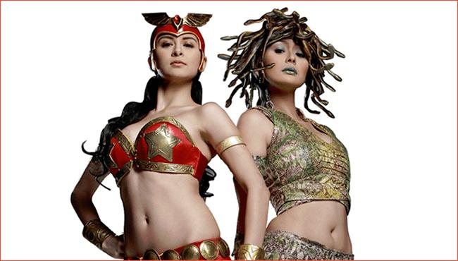 Darna (2009 TV series) Superheroines come from Mars ladyteruki La curiosit dans tous