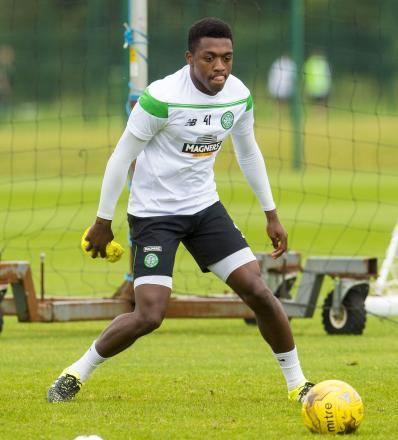 Darnell Fisher Celtic farm out Darnell Fisher to St Johnstone on loan
