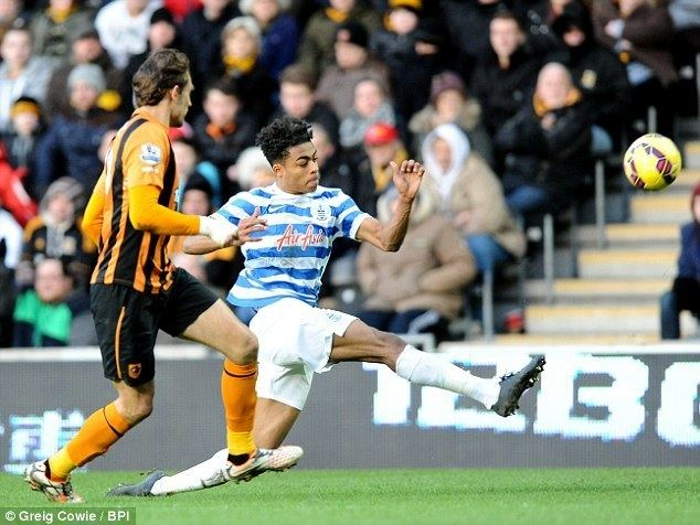 Darnell Furlong Darnell Furlongs QPR future in doubt as Newcastle and Crystal