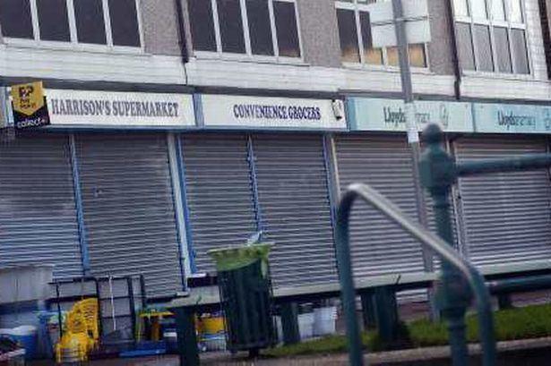Darnhill Disorder39 forces Darnhill store39s shut down Manchester Evening News